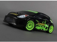 16/01 Brushless 4WD Mini Rally Car