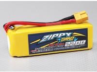 Pack ZIPPY Compact 2200mAh 4S 25C Lipo