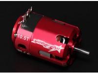 Turnigy TrackStar 10.5T Sensored borstelloze motor 3730KV (ROAR goedgekeurd)