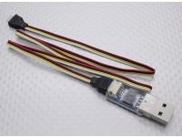 USB-adapter voor bakeliet Flight Controller en Tiny OSD