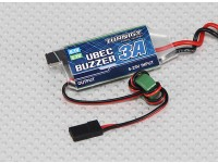 Turnigy 3A UBEC met Low Voltage Buzzer