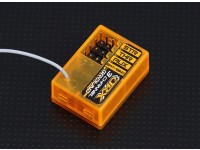 OrangeRx GR300 DSM2 Compatibel 3Ch 2.4Ghz Ground Receiver