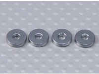 NTM 35 Motor Mount Spacer / Stand Off 2mm (4pc)