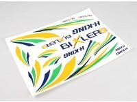 Hobbyking Bixler 2 EPO 1500mm - vervangende sticker