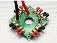 Hobby Koning Octocopter Power Distribution Board