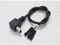GoPro Hero 3 tot FPV Transmitter Lead - 200mm