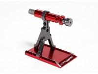 TrackStar 1 / 16e tot 1/8 CNC Aluminium Wheel Balance Stand