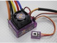 HobbyKing X-CAR 80A Brushless ESC (sensored / sensorless)