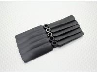 Hobbyking ™ Propeller 4x2.5 Black (CW) (5 stuks)