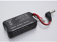 Fatshark FPV - Headset Batterij 7.4V 1000mah w / Banana Charge Lead