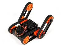 DG012-RP (Rescue Platform) Multi Chassis Kit met vier rubberen Tracks