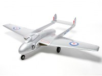 De Havilland Vampire 90mm EDF Composite 1410mm (ARF)