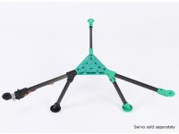 RotorBits Tricopter Kit met modulaire Assembly System (KIT)