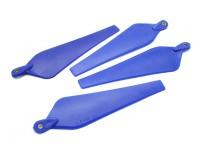 Multirotor Folding Propeller 8x4.5 Blue (CW / CCW) (2 stuks)