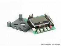Mini Flight Controller Montage Base 30.5mm Naze32, KK Mini, CC3D, Mini APM (30.5mm, 36mm)