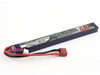 Turnigy nano-tech 1300mAh 2S 25 ~ 50C Lipo AIRSOFT Pack (T-connector)