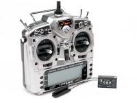 FrSky 2.4GHz ACCST TARANIS X9D PLUS en X8R Combo Digital telemetrie Radio System (Mode 2)