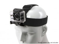Verstelbare elastische hoofdband voor GoPro / Turnigy Action Cam
