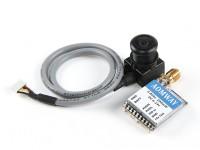 Aomway Mini 200mW VTX en FPV Tuned 600TVL Camera Combo (NTSC 2)