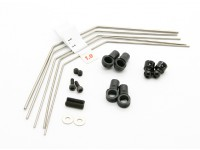 Anti-Sway Bar Set (1.0 / 1.1 / 1.2 / 1.3 / 1.4) - BZ-444 Pro 1/10 4WD Racing Buggy
