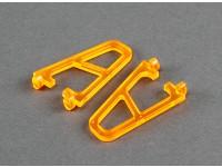 Landingsgestellen voor FPV250 V4 Ghost Edition Orange (2 stuks)