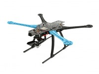 Dead Cat Pro Quadcopter met Mobius Gimbal (Kit)