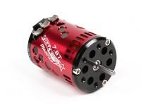 TrackStar 7.5T Sensored borstelloze motor V2 (ROAR goedgekeurd)