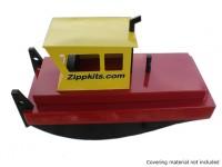 Zippkits Tugster Boot van de sleepboot Kit (455mm)
