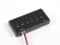 Flight Mode Switcher voor APM, PX4 en Pix Stuurautomaten
