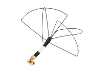 Circular Wireless Skew Planar Wheel antenne voor 1.2GHz Zenders (RHCP SMA)