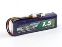 Turnigy nano-tech 1500mAh LiFe 3S 9.9v Transmitter Pack (Taranis Compatibel)