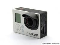 Camera zonnekap voor Go-pro Hero 3/4
