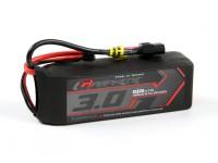 Turnigy Grafeen Professional 3000mAh 3S 15C LiPo Pack w / XT60