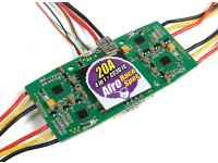 Afro 20A Race Spec 4-in-1 ESC en CC3D Flight Controller
