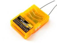 OrangeRx R1020X V2 10CH 2.4GHz DSM2 / DSMX Comp Full Range Rx w / Zat Div Ant, F / Safe & CPPM