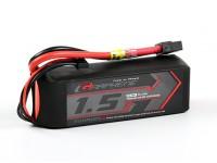 Turnigy Grafeen 1500mAh 4S 65C LiPo Pack w / XT60
