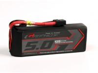 Turnigy Grafeen 5000mAh 3S 45C LiPo Pack w / XT90