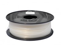 HobbyKing 3D-printer Filament 1.75mm PLA 1KG Spool (Clear)