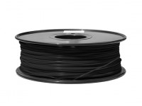 HobbyKing 3D-printer Filament 1.75mm ABS 1KG Spool (zwart)
