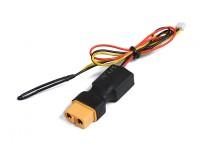 XT60 Inline Flight Pack Voltage & Temperature Sensor voor OrangeRx telemetrie systeem.