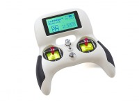 FPV Racer Radio Mode 1 White
