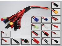PLUG-KING Multi-19 Mega Charge Plug Adapter Set