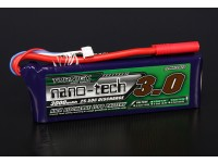 Turnigy nano-tech 3000mAh 3S 25 Pack Lipo ~ 50C
