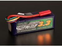 Turnigy nano-tech 3300mAh 6S 45 Pack Lipo ~ 90C