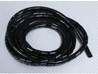 Metaal mouwen tube ID 9mm / OD 10mm (Zwart - 2m)
