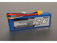 Pack Turnigy 2650mAh 4S 20C Lipo