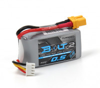 Turnigy Bolt V2 500mAh 3S 65~130C High Voltage Lipo Pack