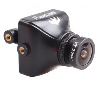 RunCam Swift 2 600TVL FPV Camera PAL (Black) (Top Plug) - side view