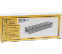 Micro Engineering N Scale 40ft Open Deck Girder Bridge Kit (75-151)