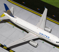 Gemini Jets United Airlines Airbus A320-200 N404UA 1:200 Diecast Model G2UAL221